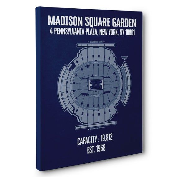 0c13f2fc4ea050e3eec7113146d0b2fd - Capacity Of Madison Square Gardens New York