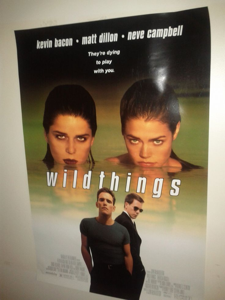 Wild Things Poster $31.50 (Plus Shipping and Handling)