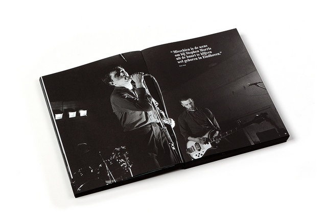 Editorial design : 40 years Effenaar book ::: Portfolio Nils Mengedoht 35 by nilsmengedoht, via Flickr