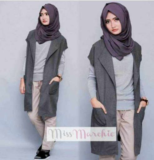 miss marchic vest outer