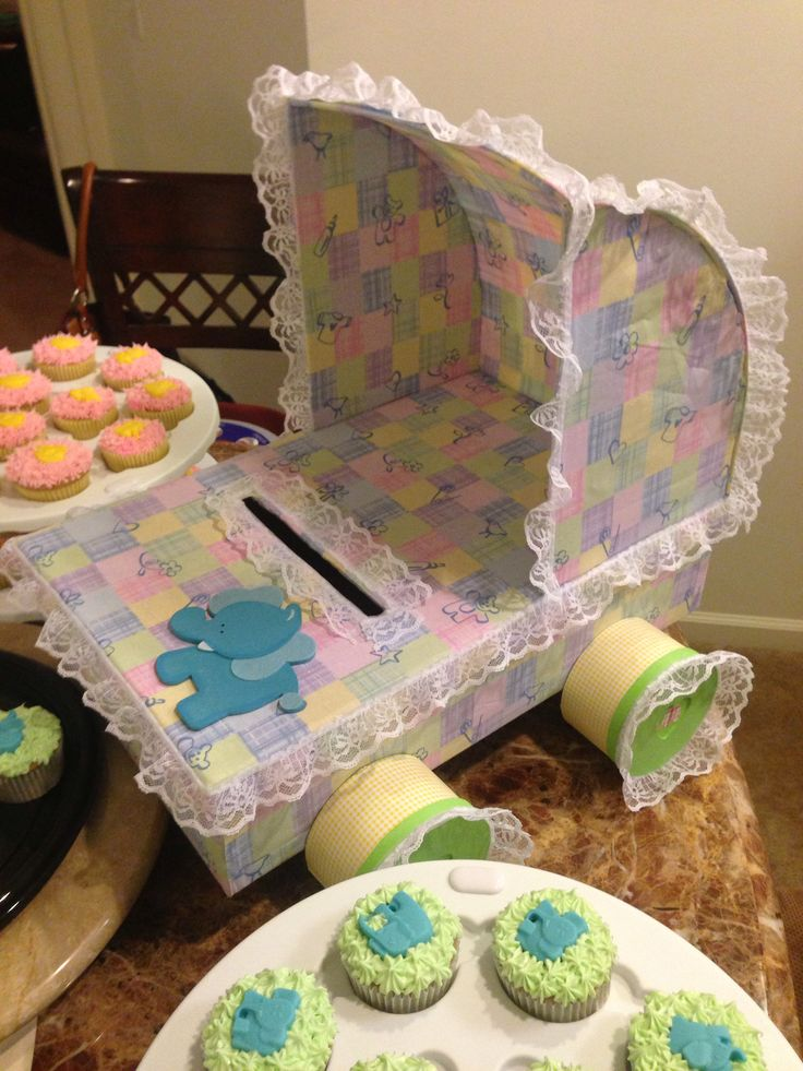 baby shower card box baby shower pinterest