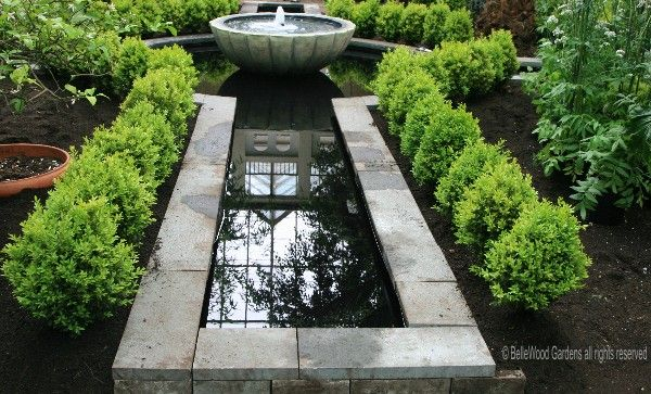 1000 images about pond scaping on pinterest wall for Garden scaping