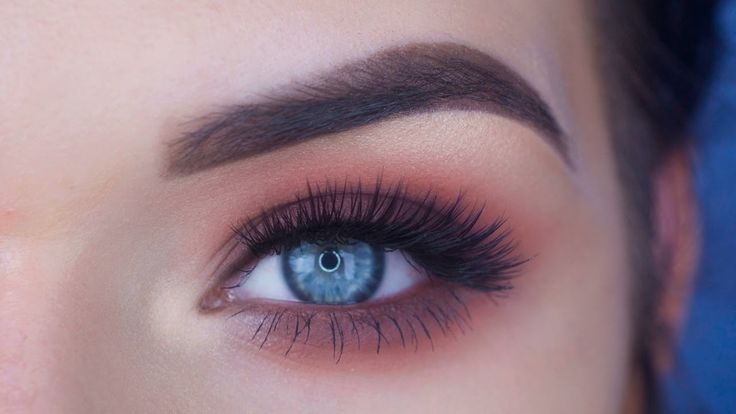 Too Faced Sweet Peach Palette Eye Makeup Tutorial