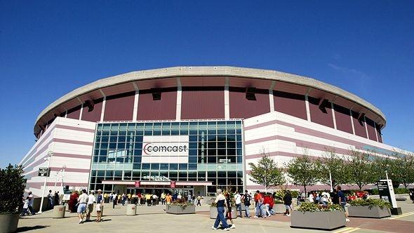 Georgia Dome - Atlanta, Georgia