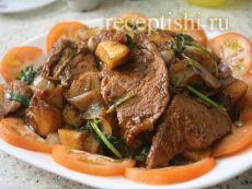 Горячие блюда на День рождения (второе) | Кулинарные рецепты с фото на…
