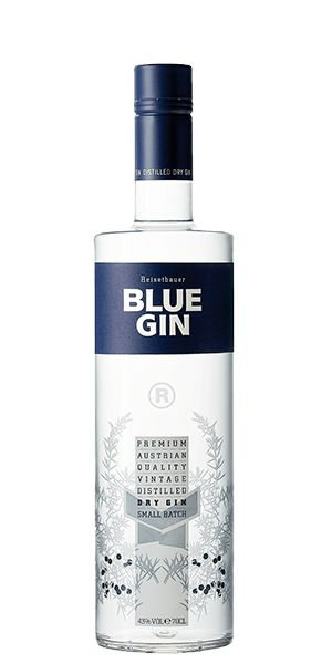 Discover Reisetbauer Blue Vintage Dry Gin at Flaviar