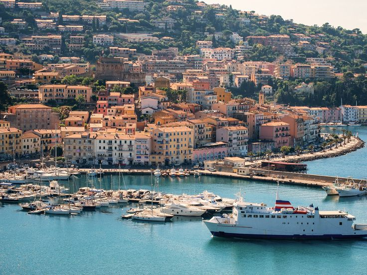 This gorgeous Tuscan port town—just minutes away from L'Argentario and a quick ferry ride to Giglio Island—features a must-see ancient fortress that was built under Spanish rule in the 17th century. It's also home to two Spanish lookout towers from the same time period, which offer unbeatable vistas of the port. More a foodie than a history buff? Not to worry—Porto Santo Stefano is known for having the freshest seafood around, as well as some top-notch Tuscan ristorantes.