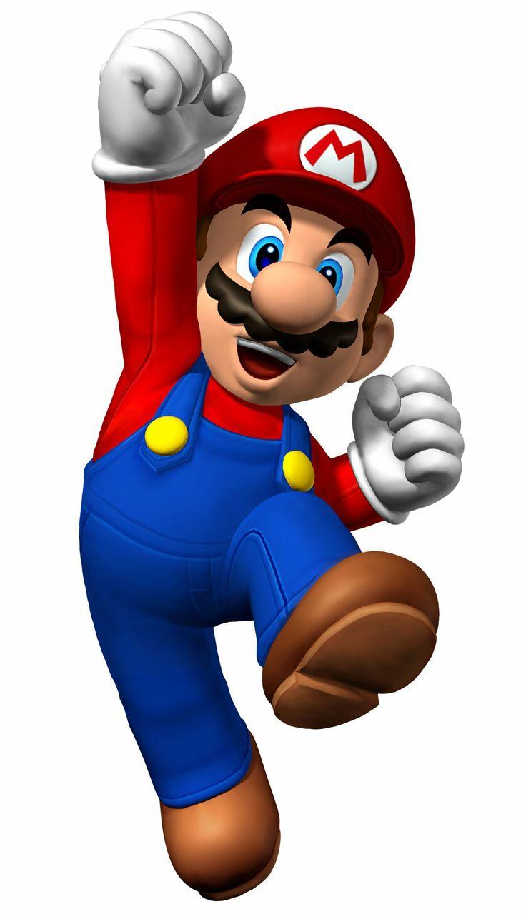 Dibujos De Mario Bros   Historia de algunos personajes de Mario Bros.