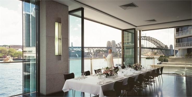 Pull Quay Grand Sydney Harbour wedding venue