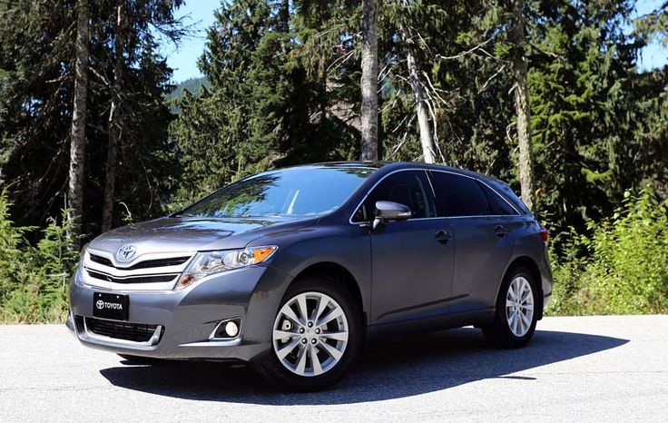2017 Toyota Venza overview