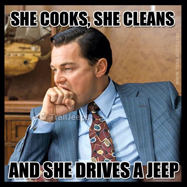 Haha' sounds like a keeper to me ;) this will be me one day! Just need the jeep.