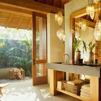 Best 25 Indoor Outdoor Bathroom Ideas On Pinterest
