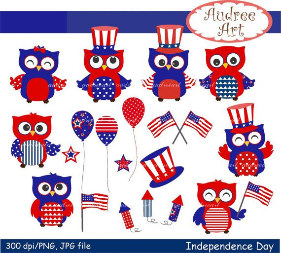 fourth of july clip art pictures