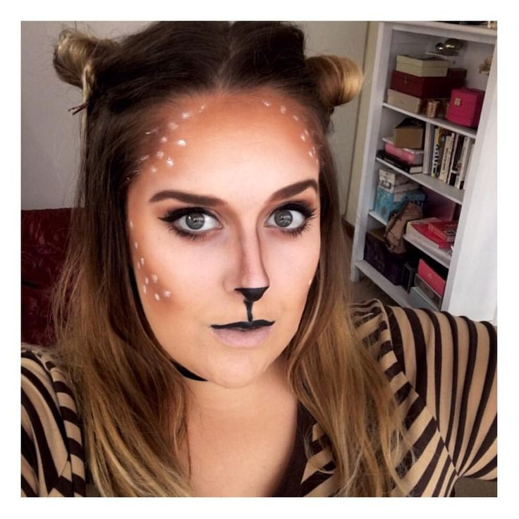 """49 Likes, 4 Comments - FLAIR (@flair_rsa) on Instagram: """"why add a filter when you can be a filter ✨ #flairoftheday #makeupart #deermakeup"""""""