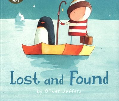 9780007150366,Lost and Found,JEFFERS OLIVER,Book,,From the rising star of children' picture books comes the magical tale of friendship and loneliness,