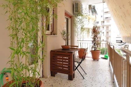 Check out this awesome listing on Airbnb: Cozy Apt. Close to EVERYTHING!! - Apartments for Rent in Athina