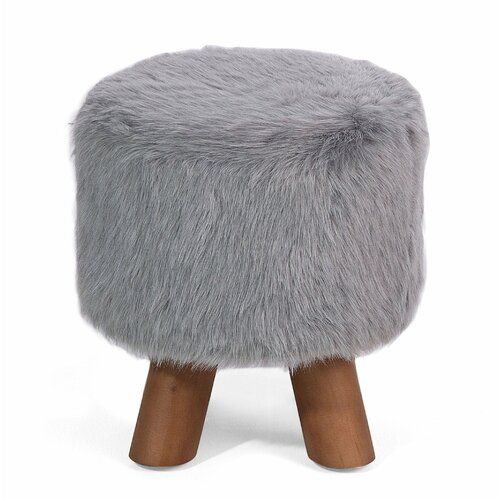 Jan Footstool Alpen Home Upholstery Colour Grey In 2020 Knitted Pouffe Storage Footstool Upholstery