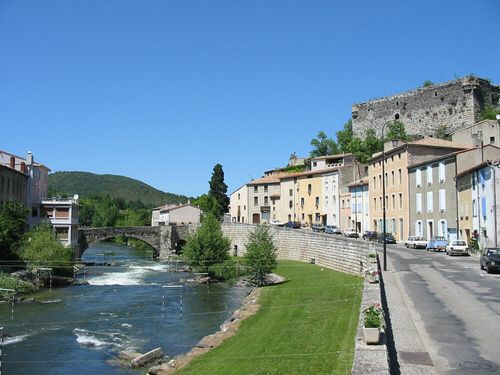 Quillan, France