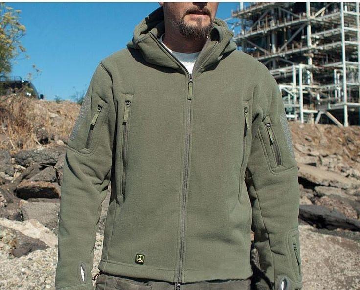 Флисовая куртка ➡ Купить - http://ali.pub/16ftsr