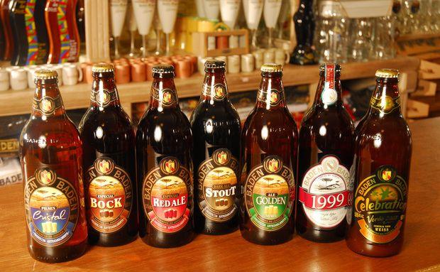 Cerveja Baden Baden
