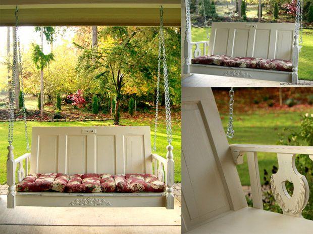 I dondoli e le altalene fai da te per il giardino - Costruire mobili in legno fai da te ...
