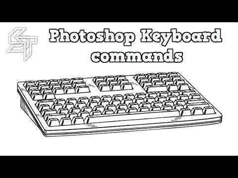 raccourci clavier photoshop cs6 pdf