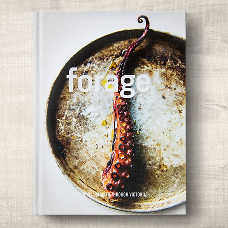 FORAGE VICTORIA COOKBOOK – Forage Cookbook brings together recipes, stories and beautiful imagery from chefs, producers and food folk across Victoria. A social enterprise raising money for sustainable education in Nepal. www.foragecookbook.com (Melbourne). THE BIG DESIGN MARKET Melbourne: 2–4 Dec, Royal Exhibition Building $2 entry/kids free www.thebigdesignmarket.com