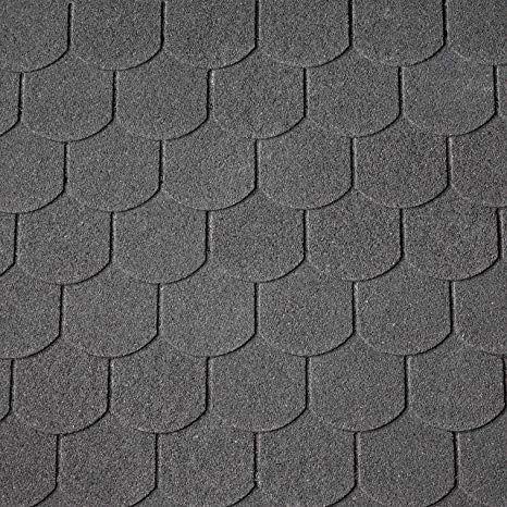 Dachschindeln Fur Gartenhaus Verlegen (With images) Tile