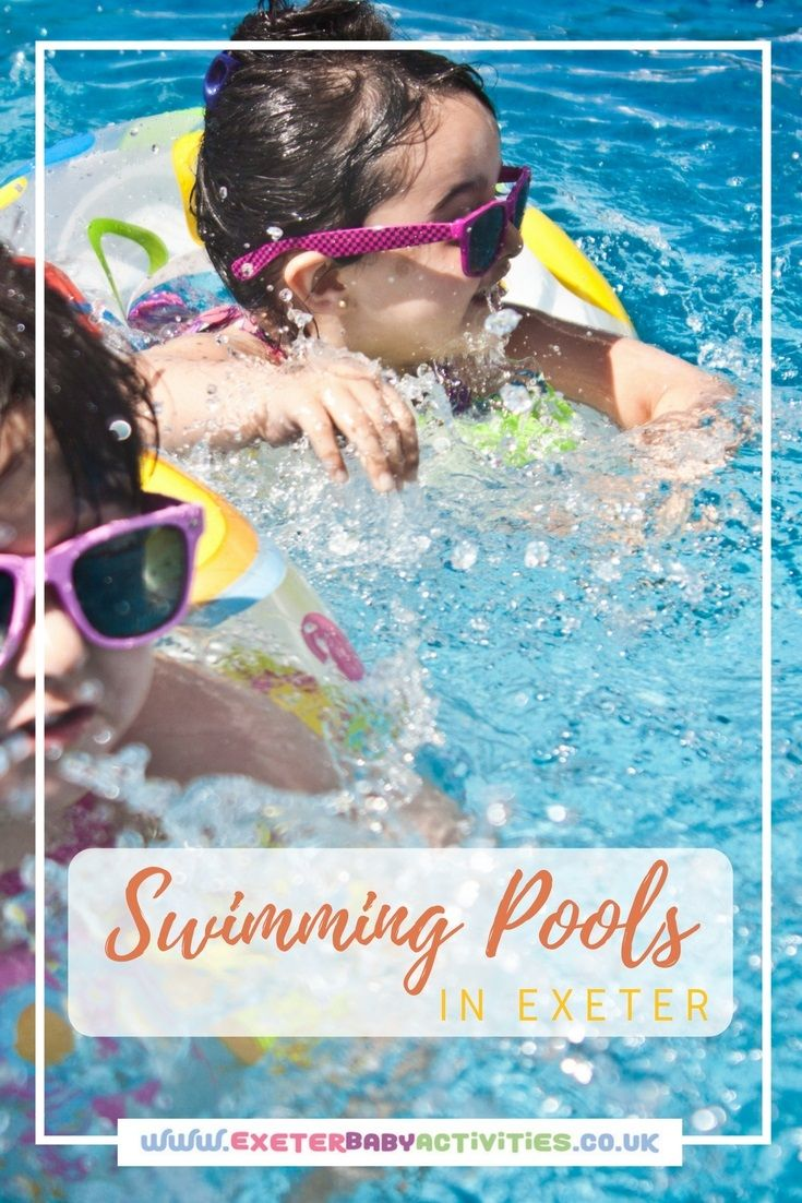 Swimming classes for babies and children in Exeter plus a list of local swimming pools. Contact details for Swimming Classes and Pools in Exeter.
