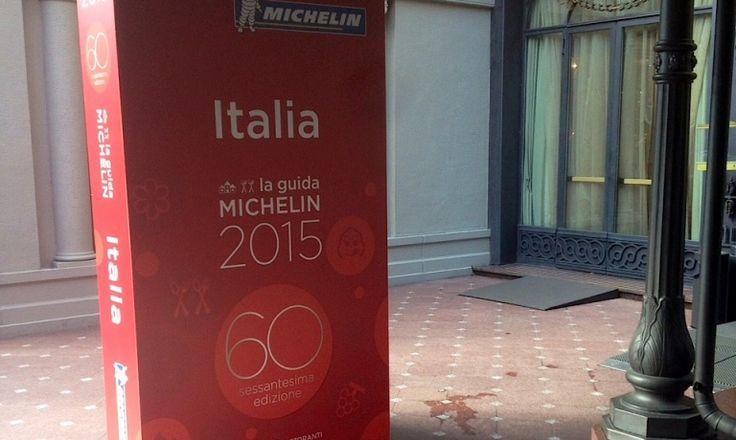 Tutti i numeri della Rossa 2015. Chi scende e chi sale nelle indicazioni della Guida Michelin Italia, sessantesima edizione
