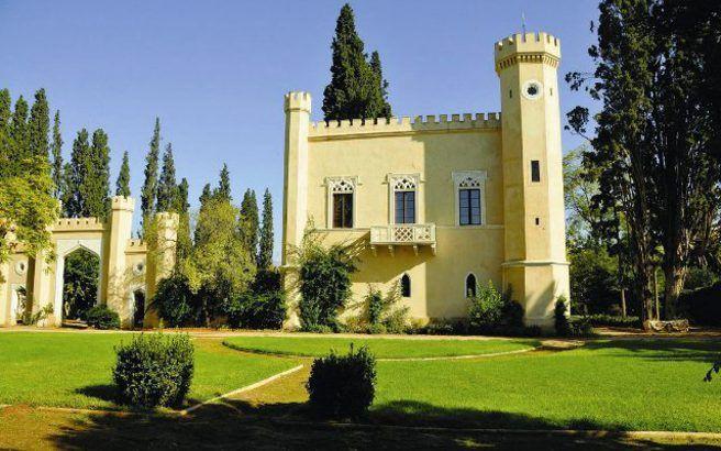 πύργος βασιλίσης Ίλιον Πάρκο Τρίτση