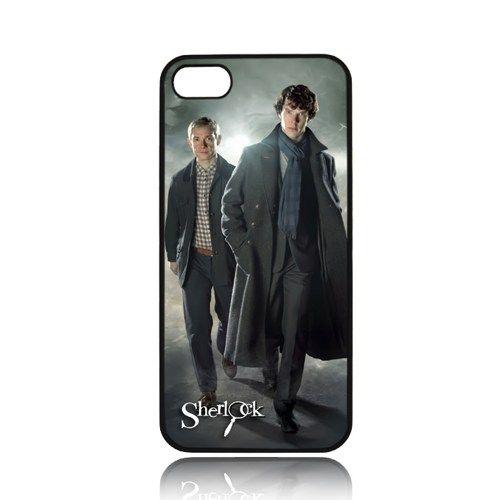 Sherlock iPhone 5C Case   | MJScase - Accessories on ArtFire. Price $16.50. #accessories #case #cover #hardcase #hardcover #skin #phonecase #iphonecase #iphone4 #iphone4s #iphone4case #iphone4scase #iphone5 #iphone5case #iphone5c #iphone5ccase #iphone5s #iphone5scase #movie #sherlock #artfire.