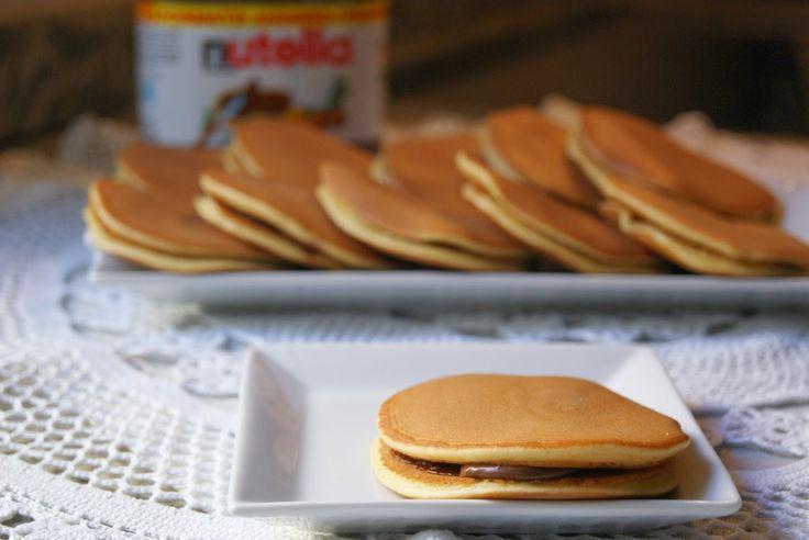 Anna recetas fáciles: DORAYAKIS, los dulces favoritos de Doraemon