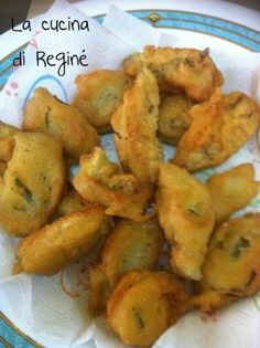 #Carciofi pastellati# La cucina di Reginé