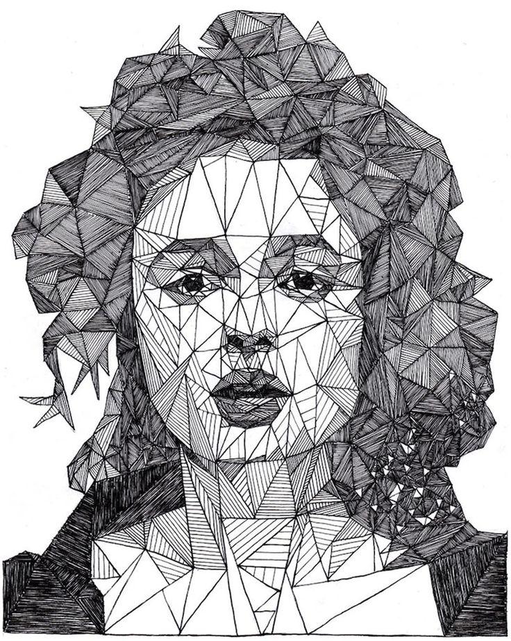картинкой, картинки с треугольниками графика нас