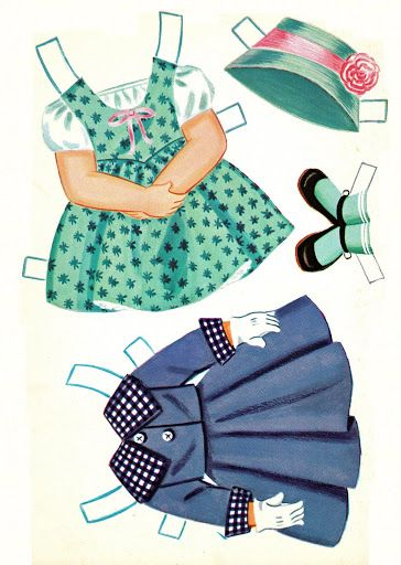 Paper Dolls~Hello Patti - Bonnie Jones - Picasa Web Albums