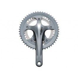 Platos y bielas Shimano Tiagra FC-4600 52x39 10v 175mm | Bicicentral.http://www.adertocycles.ie
