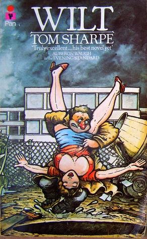 Books by Tom Sharpe. Any book will do.if I am feeling sad I read a Tom Sharpe book and am immediately happy.