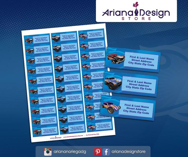 #etiquetas #etiquetasparadirecciones #hotwheels #arianadesignstore #racing #addresslabel #partyhotwheels #label #mail #stickers #letter #cars #etiquetascolegio #racingcars