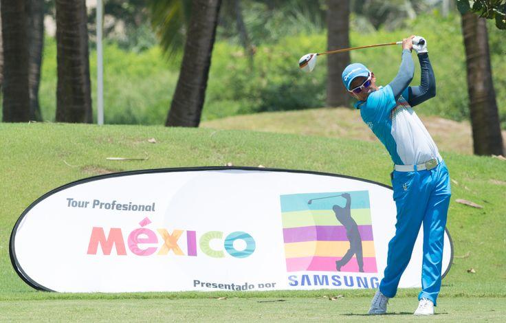 Kenji Murayama líder del Tour Profesional México - http://notimundo.com.mx/deportes/kenji-murayama-lider-samsung-tour-profesional-mexico/8427