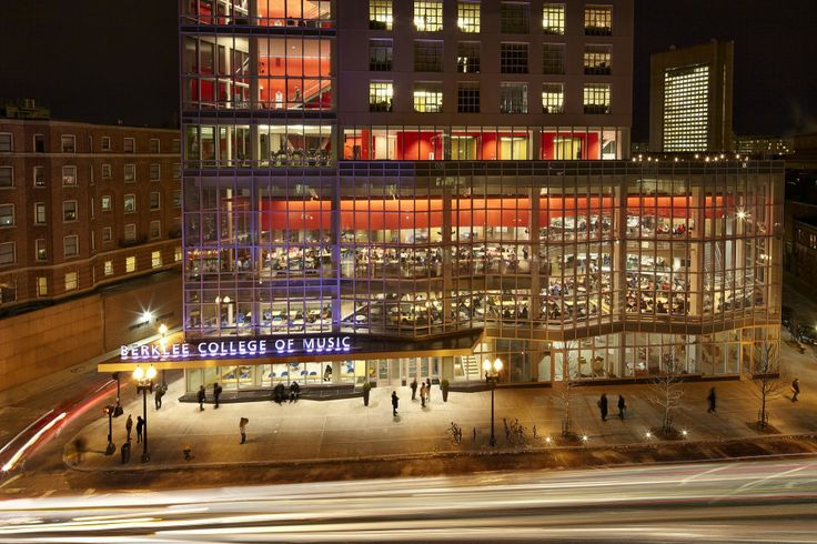 Berklee College of Music / William Rawn Associates