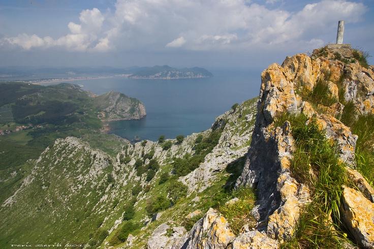La cima del Solpico, Liendo. #Cantabria #Spain #Travel
