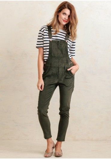 Out And About Corduroy Overalls | Modern Vintage Back To School | Ruche
