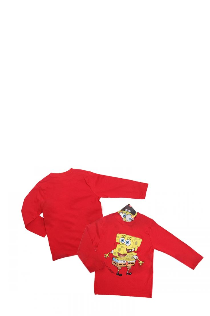 Nice Sweatshirt model 30214 Spongebob Check more at http://www.brandsforless.gr/shop/kids/sweatshirt-model-30214-spongebob/