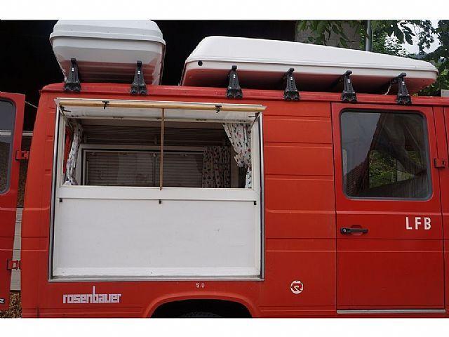 Mercedes-Benz L409, Wohnwagen/-mobile Kastenwagen in Prien am Chiemsee, gebraucht kaufen bei AutoScout24 Trucks