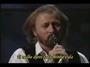 The Bee Gees - Words (Legendado)