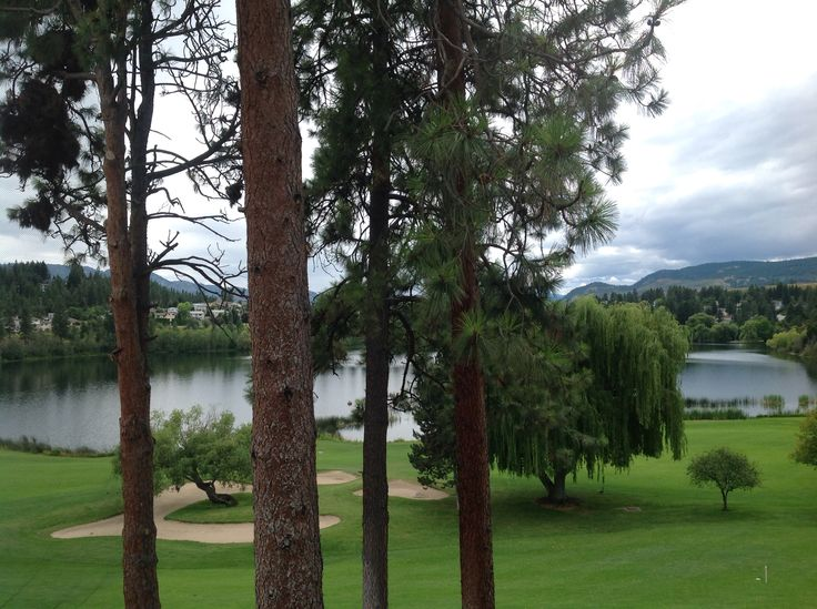 2016. Shannon Lake Golf Course in West Kelowna BC
