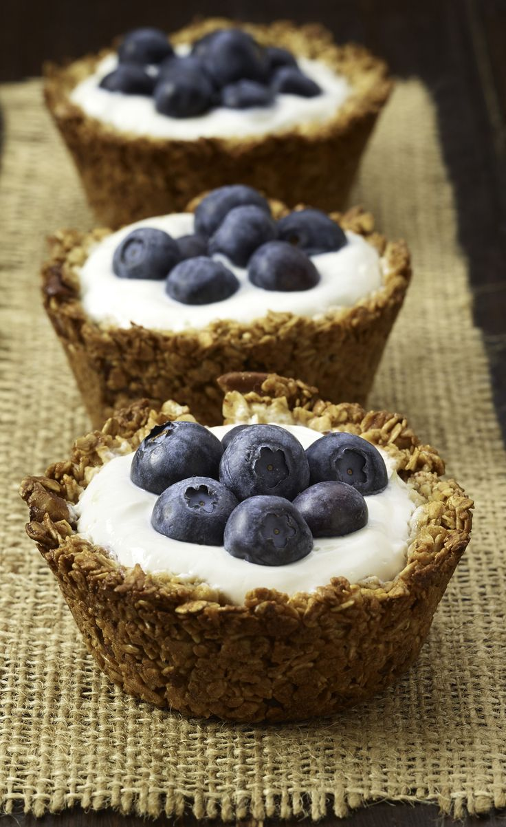 72 best meal ideas from western family images on pinterest recipe use western family quick oats to make these delicious granola cups with greek yogurt and forumfinder Choice Image
