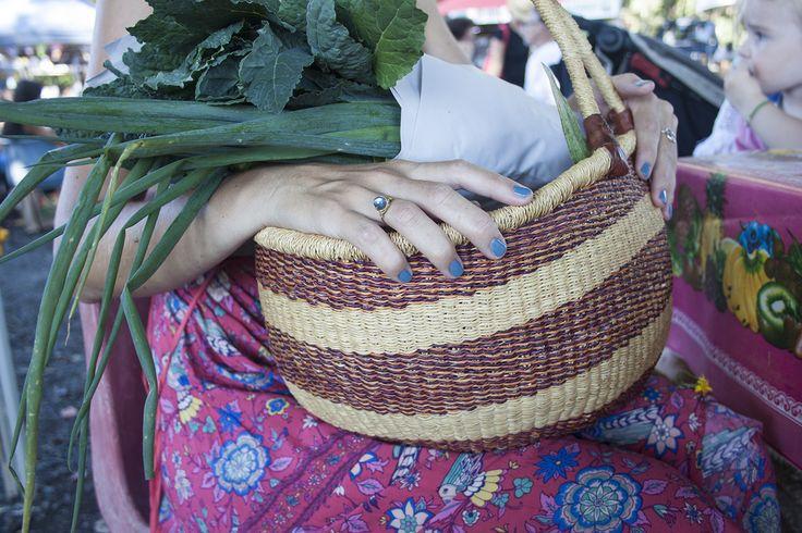 Mullum farmers market haul