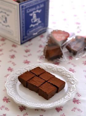 「生チョコ」ちょりママ | お菓子・パンのレシピや作り方【corecle*コレクル】